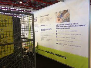 Ambilamp y Ambiafme presentes en Eficam de la mano de G&G