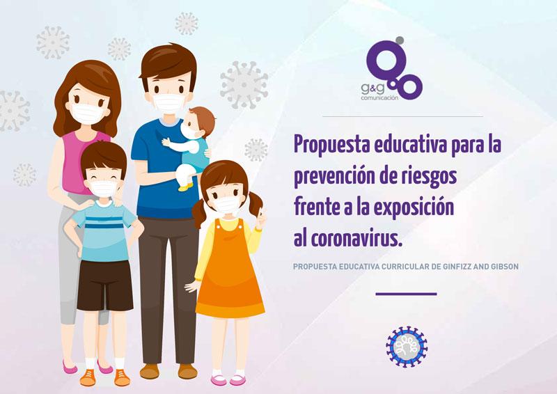 Un proyecto educativo orientado al COVID-19