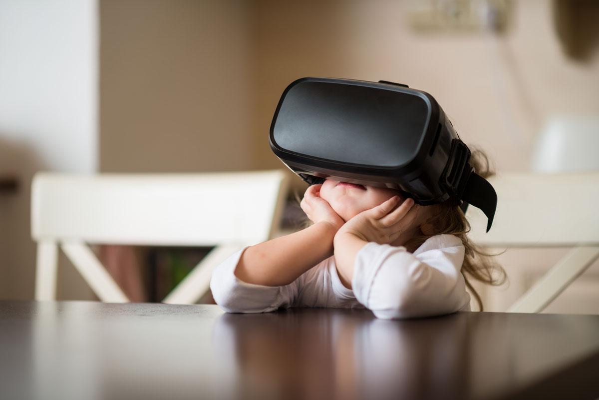 """""""Campus Virtual"""" o cómo pasar de la educación presencial a la virtual."""